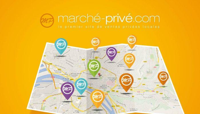 Marche-Prive.com : Ventes Privées Locales